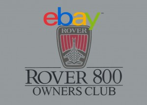 Rover 800OC-ebay
