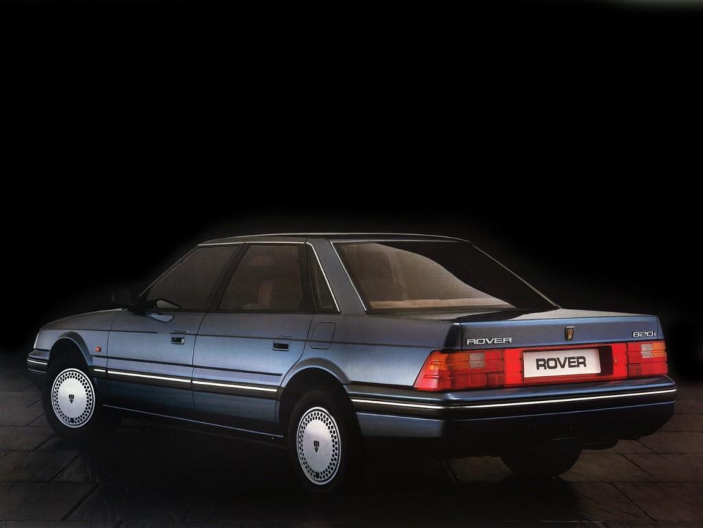Rover 820i 1
