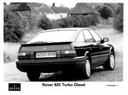 WR9005685-A Rover 825 Turbo Diesel