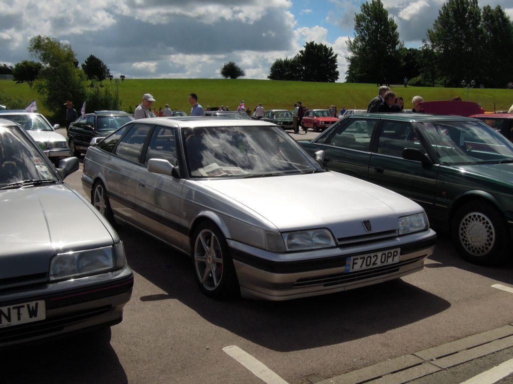 BMC & Leyland Show. 03/07/163