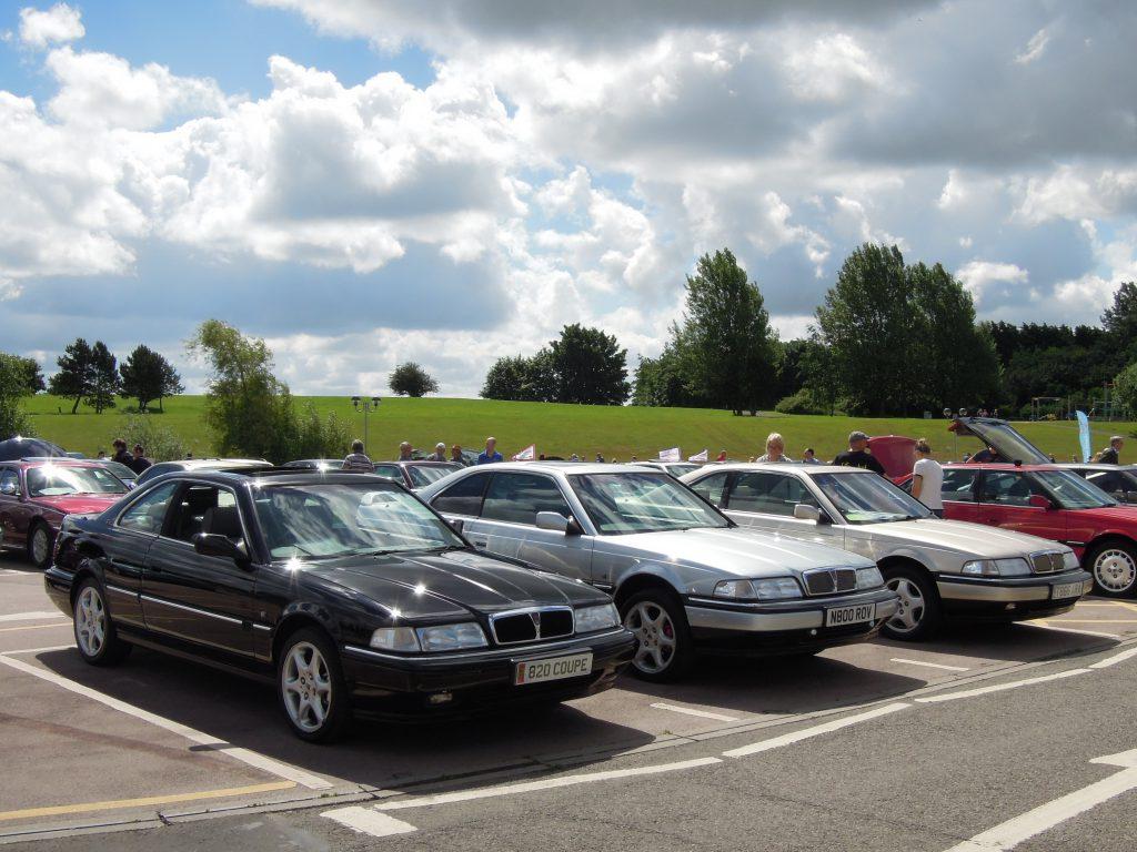 BMC & Leyland Show. 03/07/16