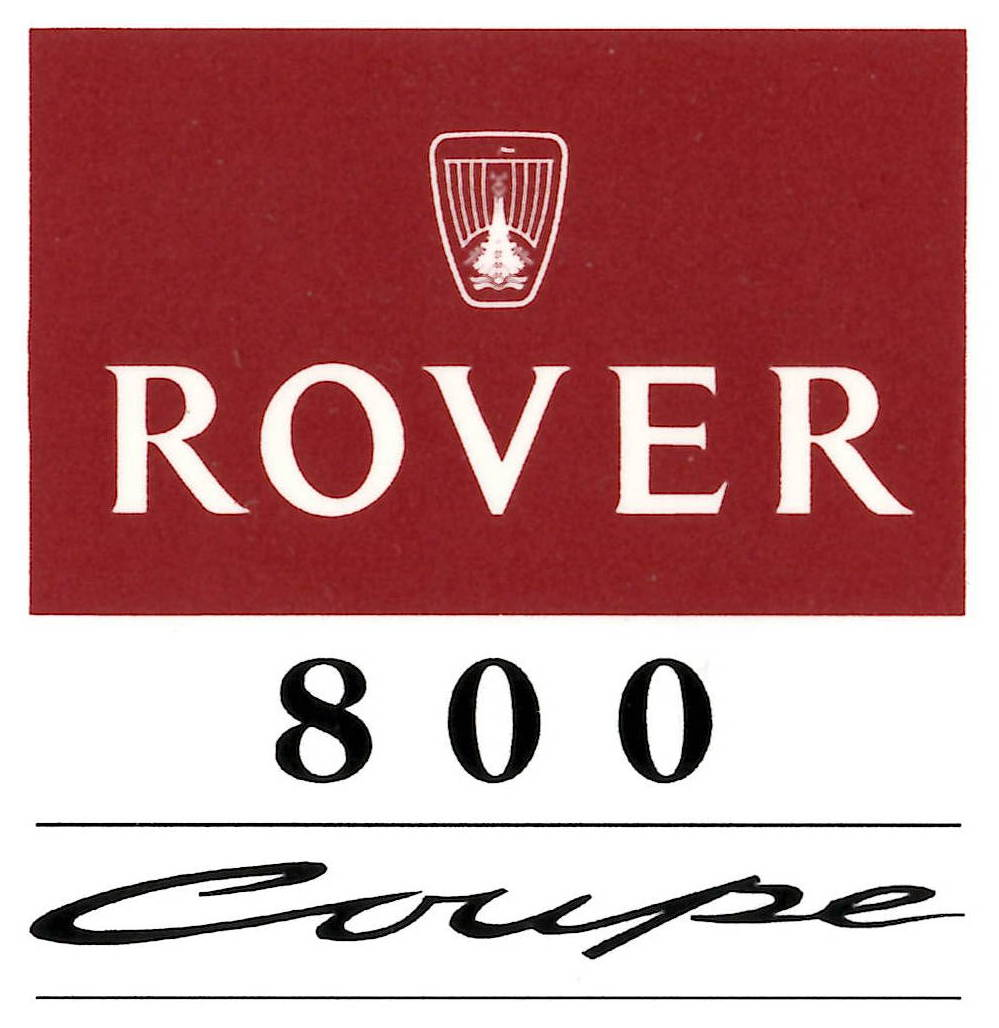 ROVER-800_Coupe_page1_image1