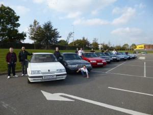 Rover 800 Owners Club - First Meeting