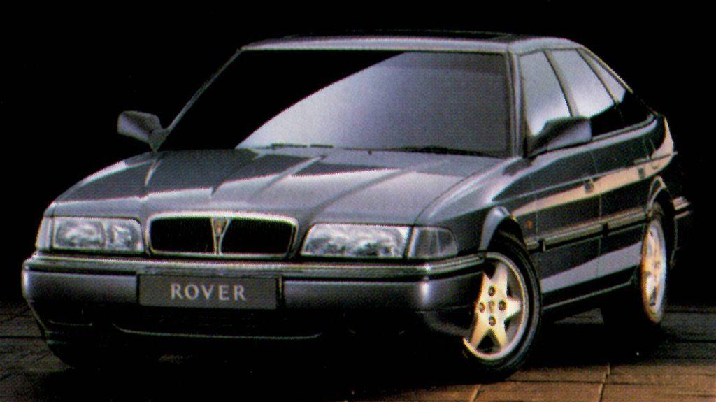 Rover 825 SLD