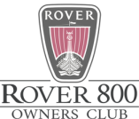 The Rover 800 Owners Club